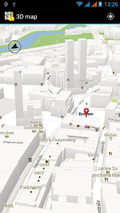 Top Android Apps For Mapquest Aerial AndroidMeta - Mapquest sweden