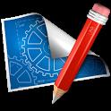 LOGO DESIGNING icon