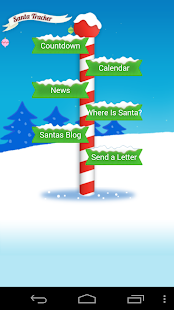 Santa Tracker Free - screenshot thumbnail