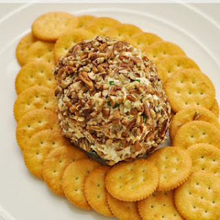 Bacon Cheese Ball for the Big Game