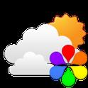 GO Weather HD Videos icon