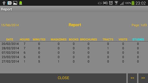 【免費生產應用App】JW REPORT-APP點子