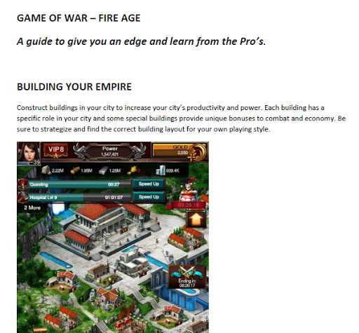 GUIDE for GOW