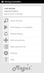 Magus 3D Gesture Launcher v1.09