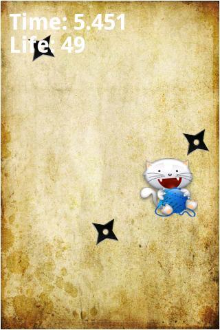Save Kitty !!- screenshot
