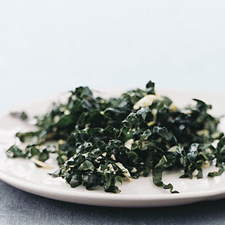 Lacinato Kale and Ricotta Salata Salad