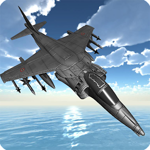 Sea Harrier Flight Simulator for PC and MAC