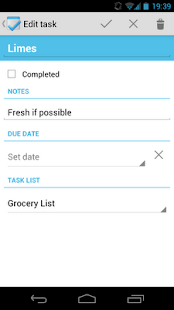 Tasks Free - screenshot thumbnail