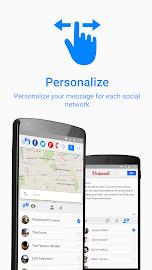 Social Media, Twitter, Google+ Screenshot 3