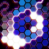 Illuminated Honeycomb LWP