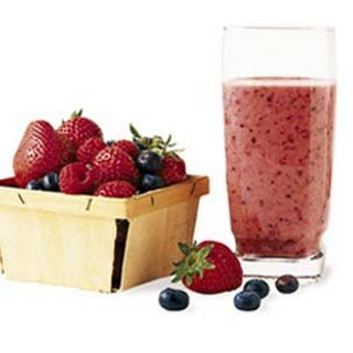 Very Berry Smoothies.
