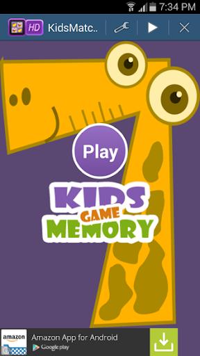 ABC Kids Matching Game