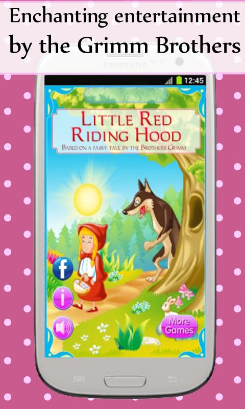 Little Red Riding Hood - screenshot