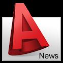 AutoCAD news logo