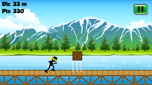 Nin ja Jump Ninja Run Game