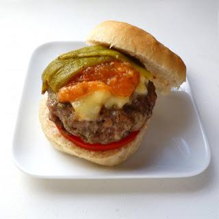 Italian Sausage Burgers
