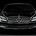 Mercedes-Benz HD wallpapers logo