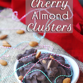 Cherry Almond Clusters