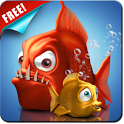 Crazy Fish Live Wallpaper Free icon