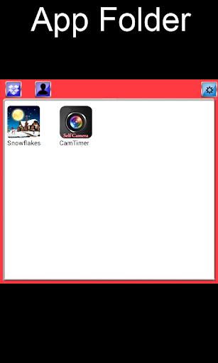 App Folder : Contact Shortcut