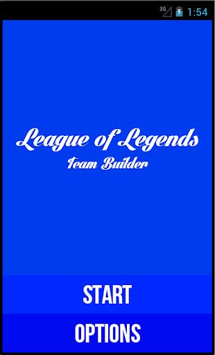 League of Legends Team Comp
