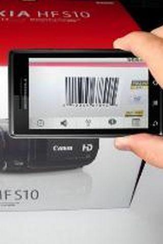 ScanLife QR & EAN Lecteur– Capture d'écran