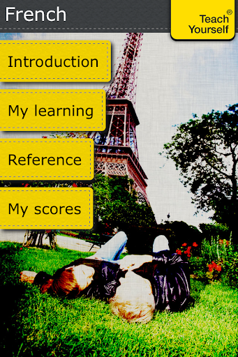 French: Teach Yourself Pro
