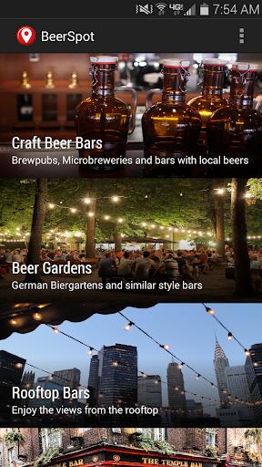 BeerSpot: Bar Pub Finder