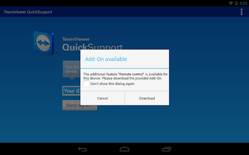 QS Add-On: Alcatel (e) - screenshot thumbnail