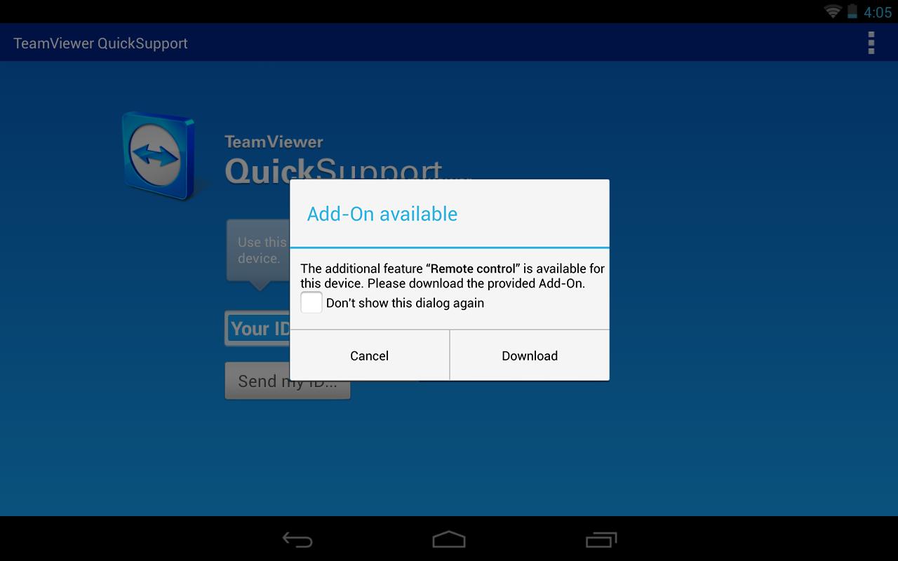 QS Add-On: Alcatel (e)- screenshot