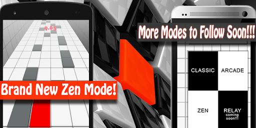 玩免費休閒APP 下載白いピアノタイル3Dをタップしないでください app不用錢 硬是要APP