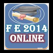 FE 2014 online Pune University