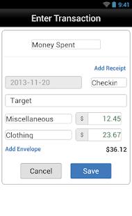 Budget Ease screenshot