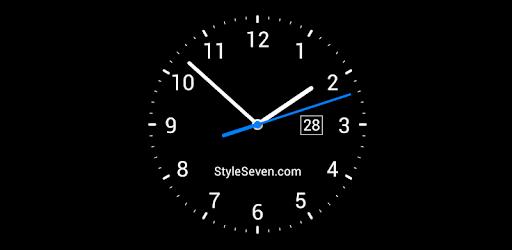 Analog Clock Live Wallpaper 7