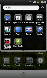Plate Theme 4 GO Launcher EX - screenshot thumbnail