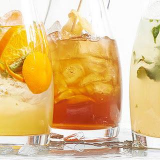 Summer Storm Cocktail.