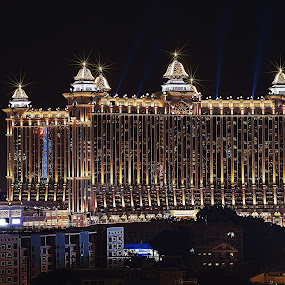 Galaxy Hotel and Casino, Macau by Juanito Bumactao - Buildings & Architecture Office Buildings & Hotels