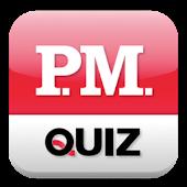 P.M. Quiz App
