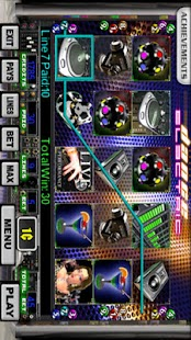 Dance Electric Slot Machine- screenshot thumbnail