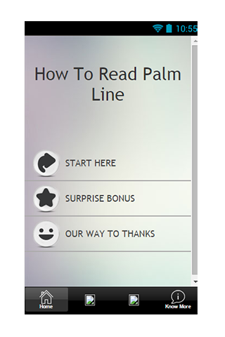 How To Read Palm Line Guide