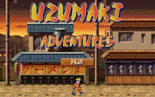 Uzumaki Adventures