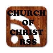 Church of Christ RSS Feeds