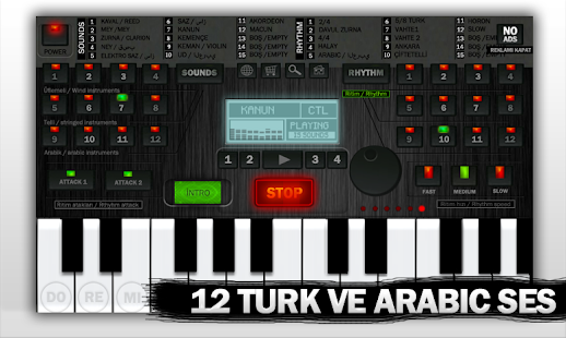 R-ORG (Turk-Arabic Keyboard) - screenshot thumbnail