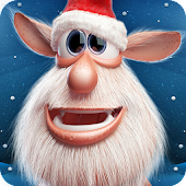 Talking Booba: Santa's Pet