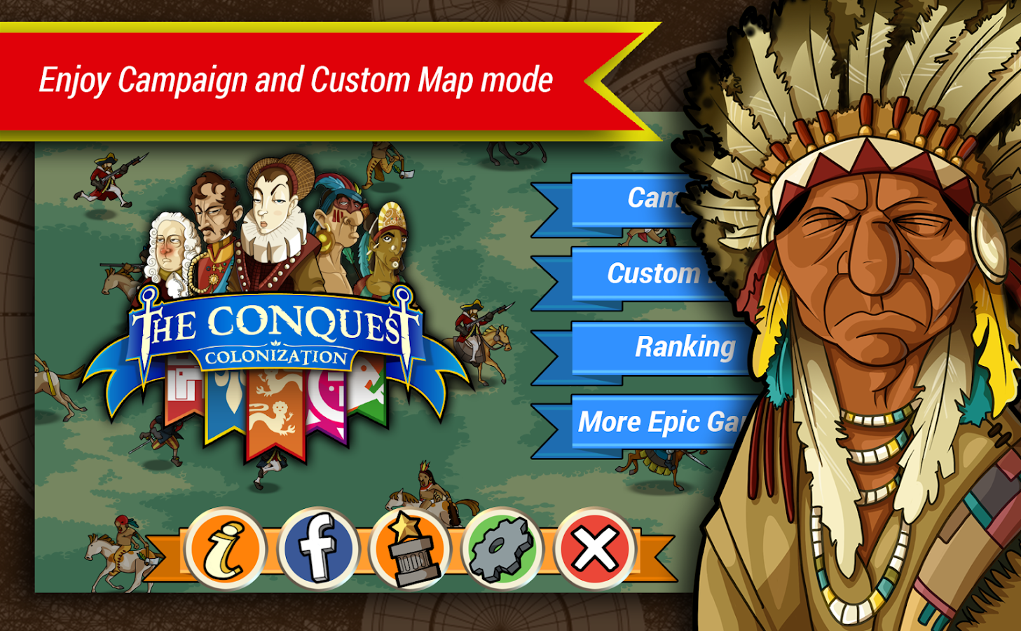 The Conquest: Colonization- screenshot