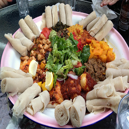 Ethiopian Food LOGO-APP點子