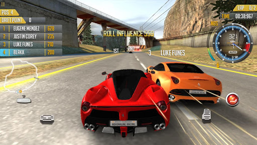 Adrenaline Racing: Hypercars v1.1.6 APK+DATA (Mod)