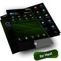 RubberGreen NextLauncher Theme icon