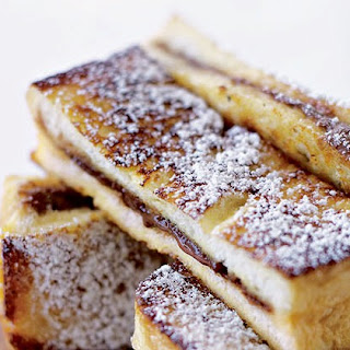 Chocolate-Filled French Toast Recipe