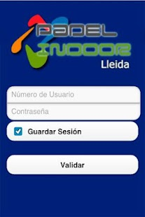 Padel Indoor Lleida- screenshot thumbnail